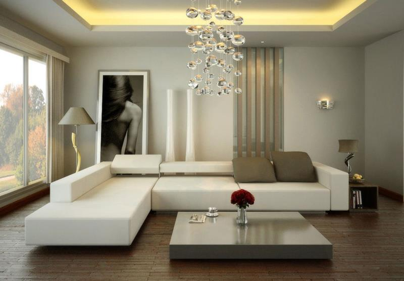 127 Luxury Living Room Designs-38
