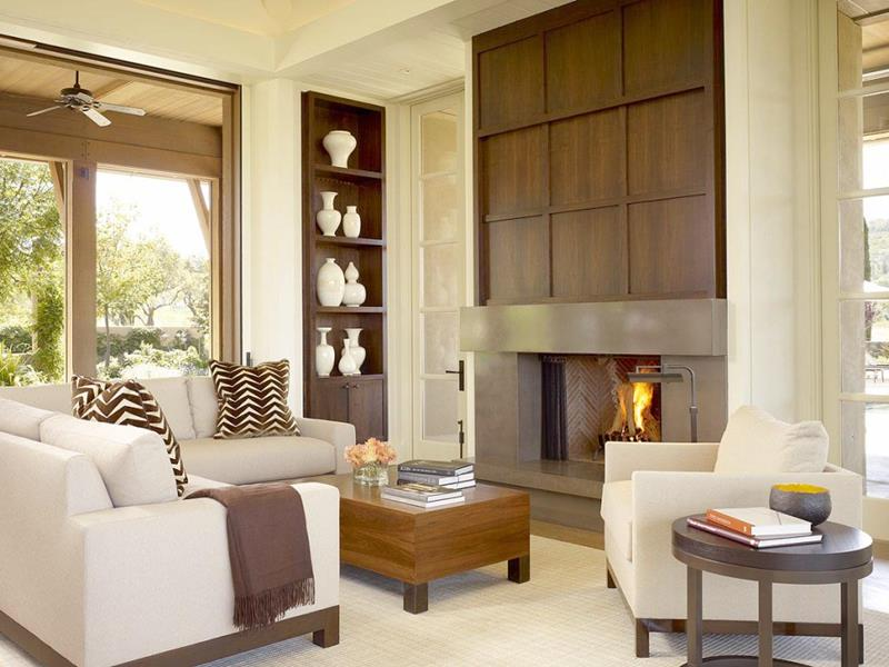 127 Luxury Living Room Designs-41