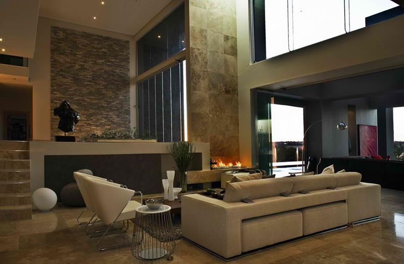 127 Luxury Living Room Designs-51
