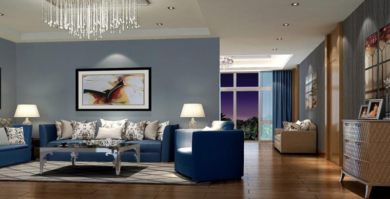 127 Luxury Living Room Designs-67