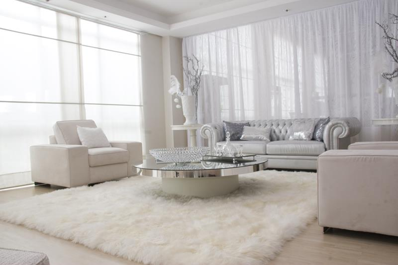 127 Luxury Living Room Designs-72