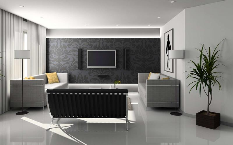 127 Luxury Living Room Designs-76