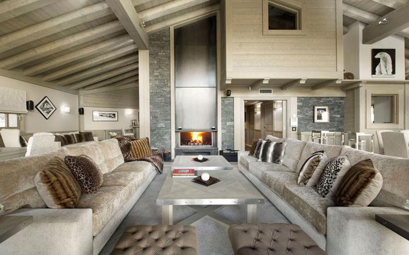 127 Luxury Living Room Designs-80