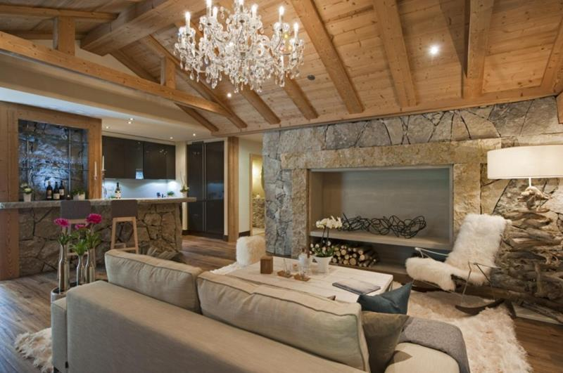 127 Luxury Living Room Designs-81