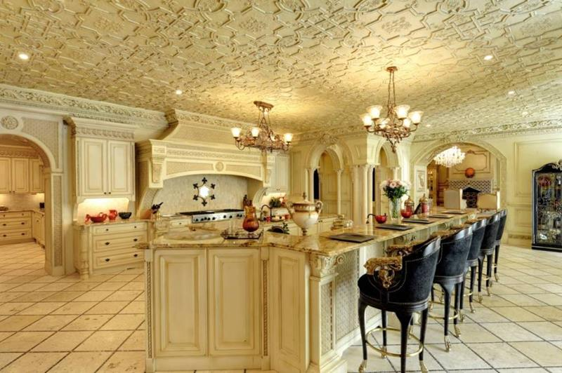 133 Luxury Kitchen Designs-10