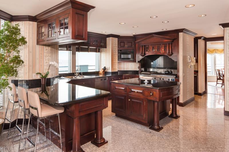 133 Luxury Kitchen Designs-102