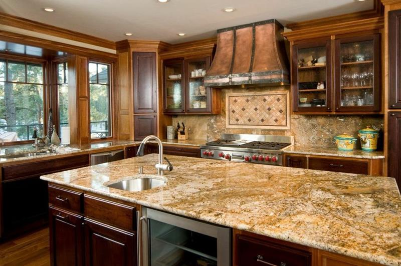 133 Luxury Kitchen Designs-104