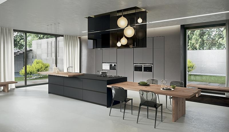 133 Luxury Kitchen Designs-110