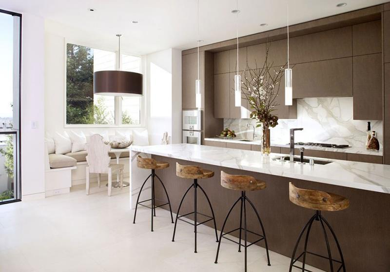 133 Luxury Kitchen Designs-114