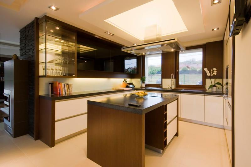 133 Luxury Kitchen Designs-118