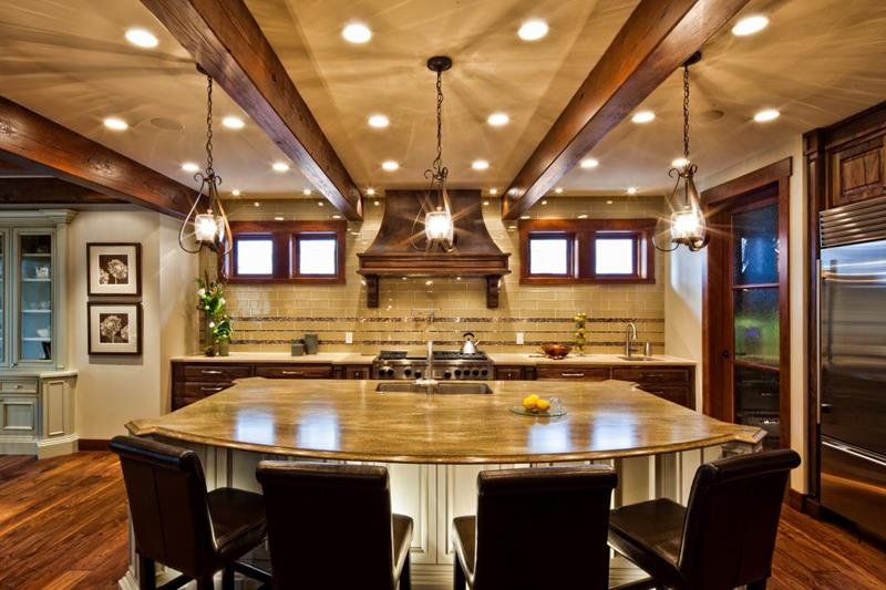 133 Luxury Kitchen Designs-133