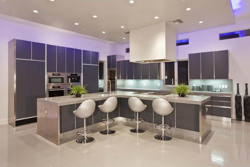 133 Luxury Kitchen Designs-17