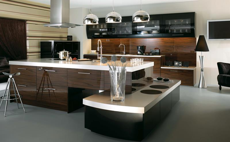 133 Luxury Kitchen Designs-19