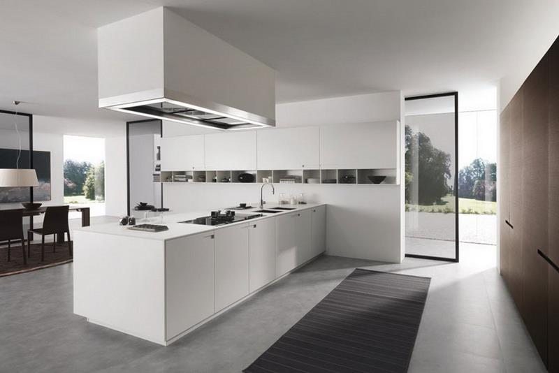 133 Luxury Kitchen Designs-23