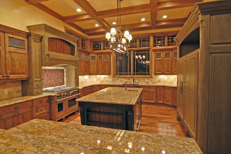 133 Luxury Kitchen Designs-24