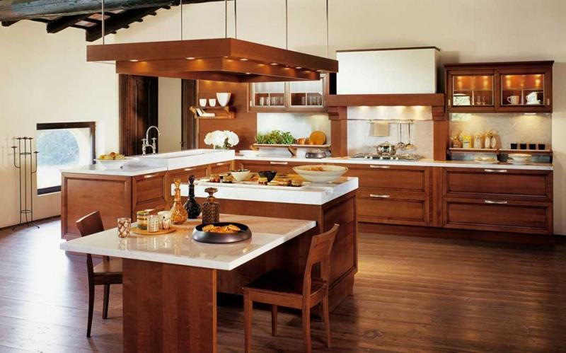 133 Luxury Kitchen Designs-36