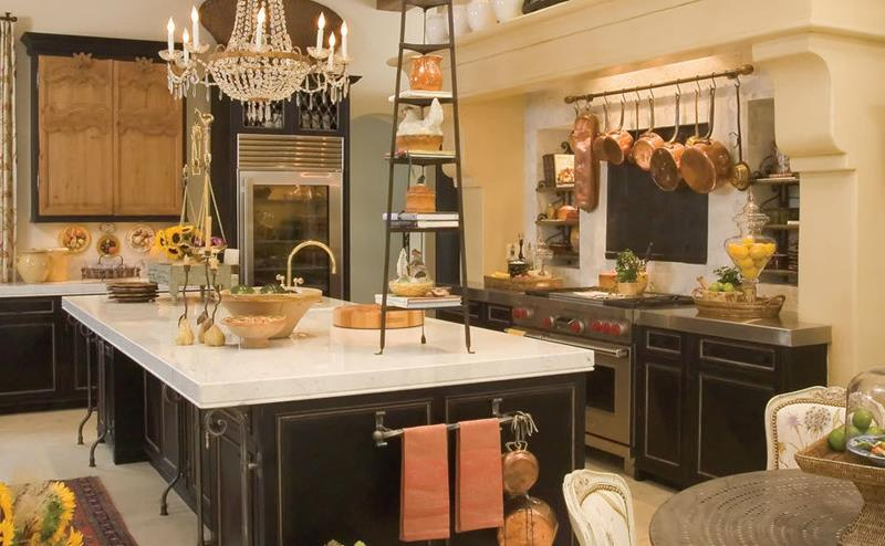 133 Luxury Kitchen Designs-37
