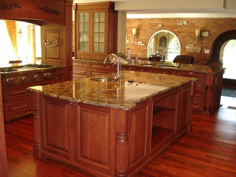 133 Luxury Kitchen Designs-40