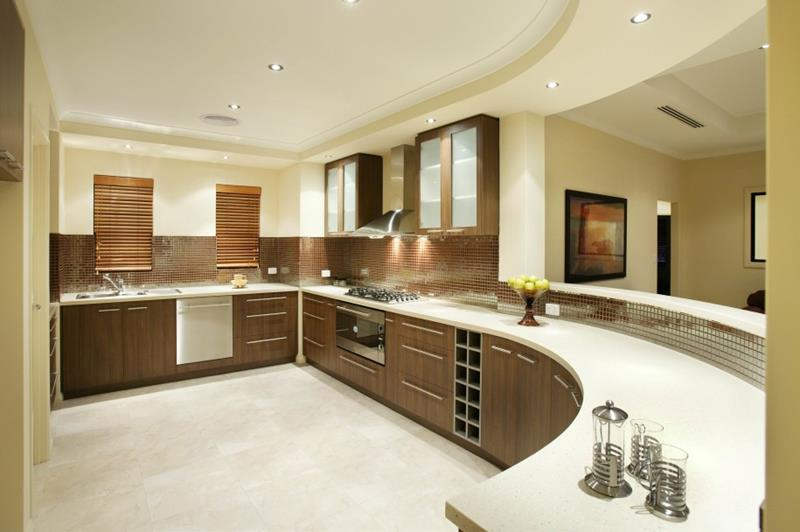 133 Luxury Kitchen Designs-42