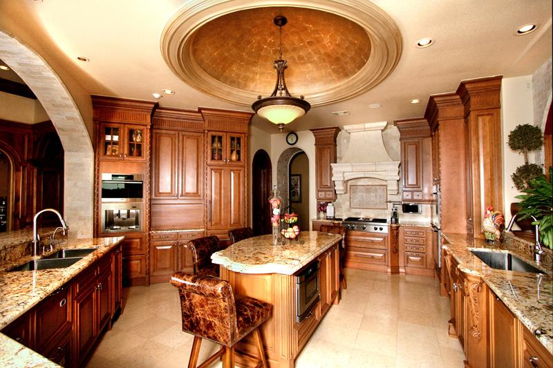 133 Luxury Kitchen Designs-45