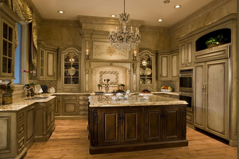 133 Luxury Kitchen Designs-50