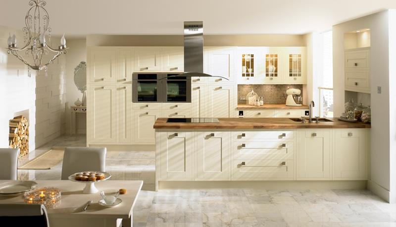 133 Luxury Kitchen Designs-55