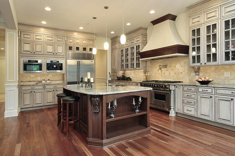 133 Luxury Kitchen Designs-60