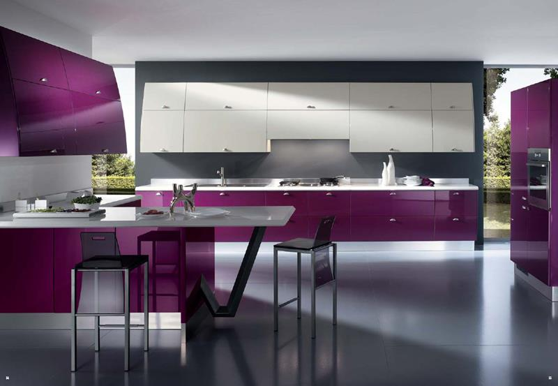 133 Luxury Kitchen Designs-69