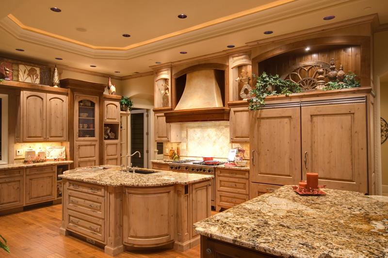 133 Luxury Kitchen Designs-7