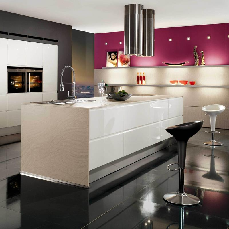 133 Luxury Kitchen Designs-74