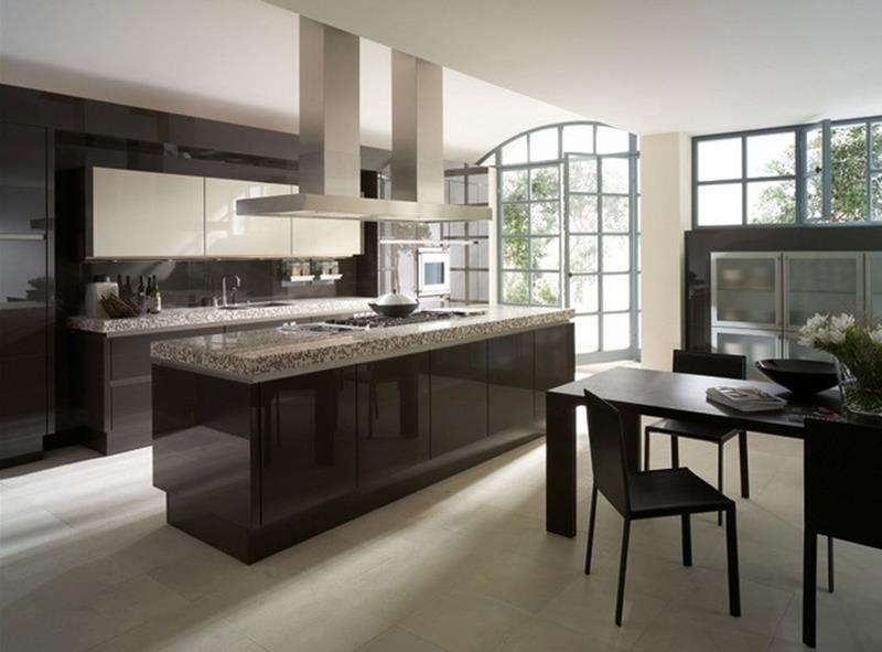 133 Luxury Kitchen Designs-76