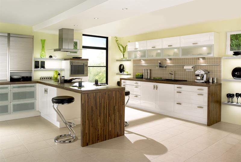 133 Luxury Kitchen Designs-80