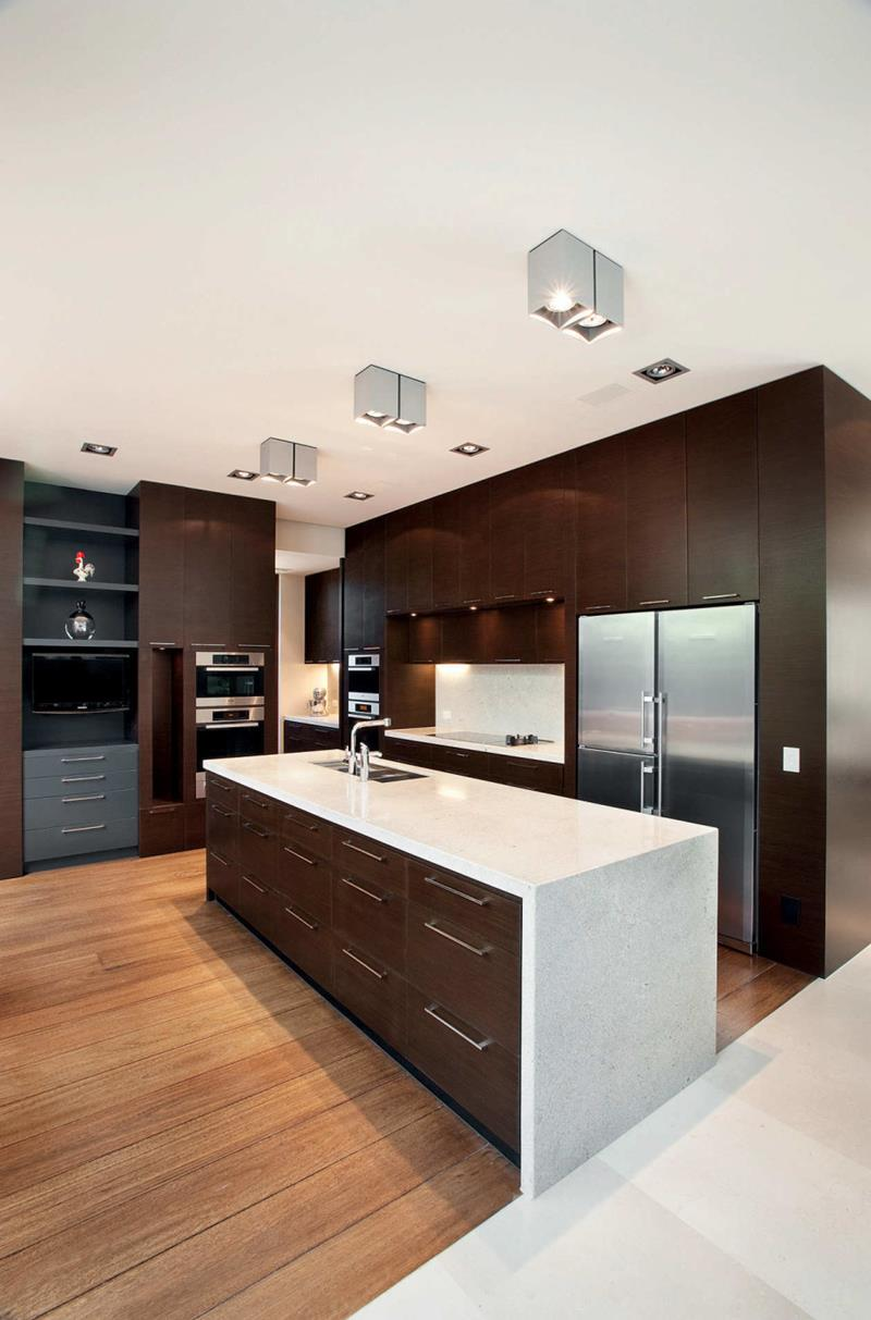 133 Luxury Kitchen Designs-83