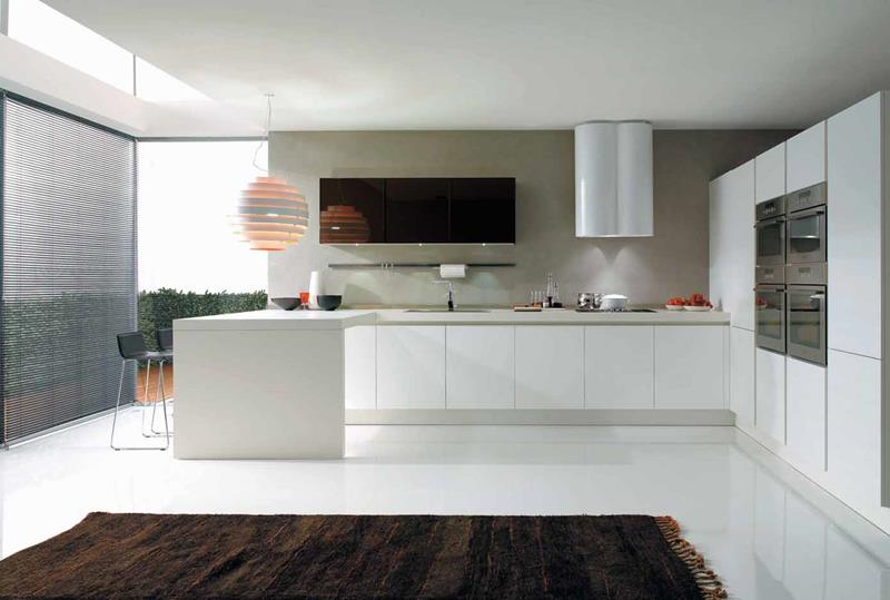 133 Luxury Kitchen Designs-85
