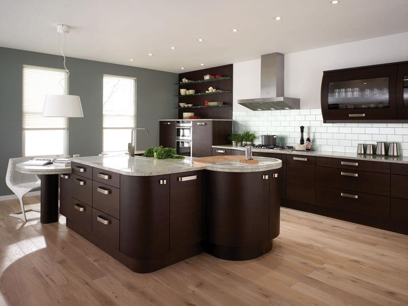 133 Luxury Kitchen Designs-86