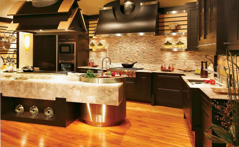 133 Luxury Kitchen Designs-9