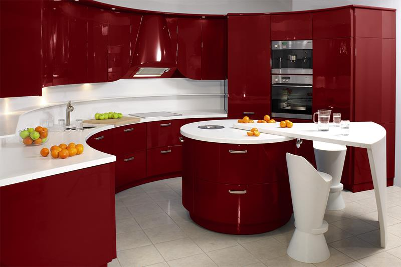 133 Luxury Kitchen Designs-90