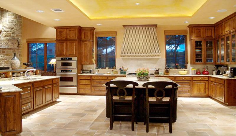 133 Luxury Kitchen Designs-95