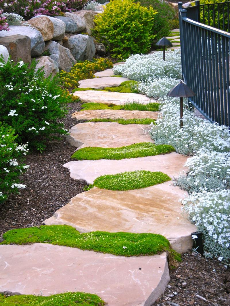 19 Home Walkway Design Ideas-10