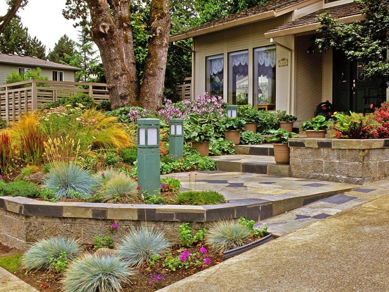 19 Home Walkway Design Ideas-16