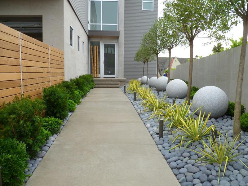 19 Home Walkway Design Ideas-19