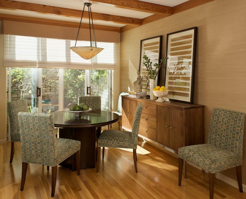 22 Amazing Craftsman Dining Room Designs-15
