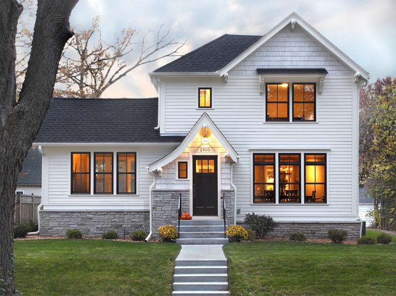 22 Pristine White Home Exteriors-8