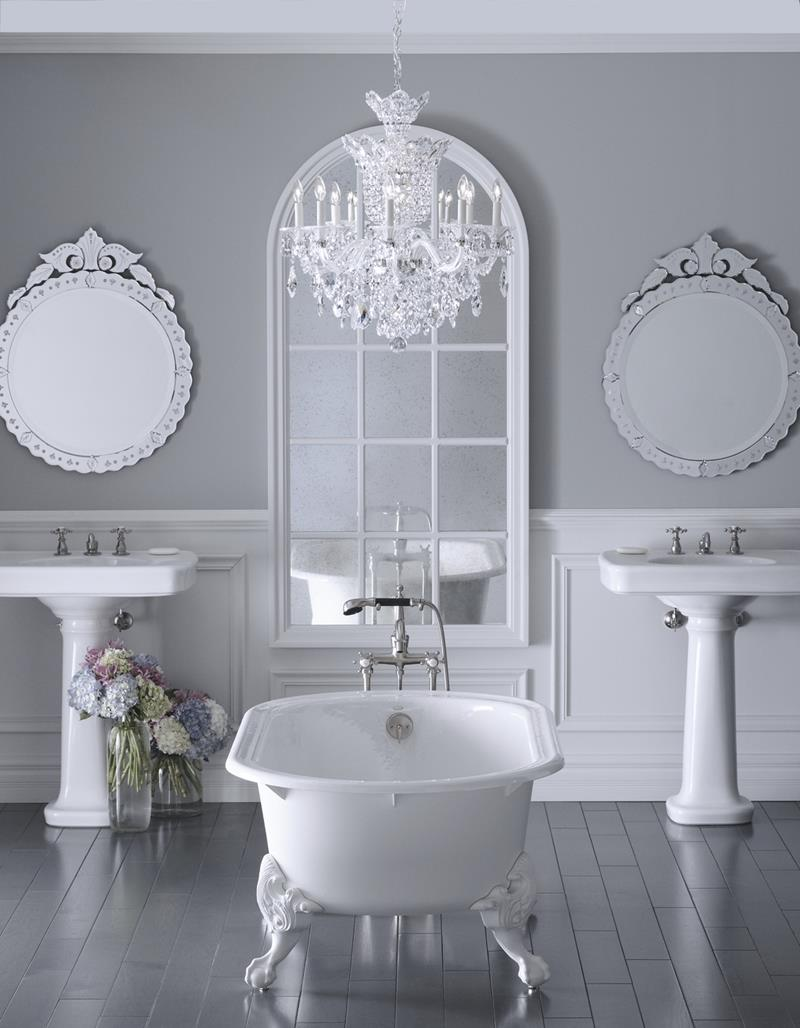22 Stunning Bathrooms With Claw-6
