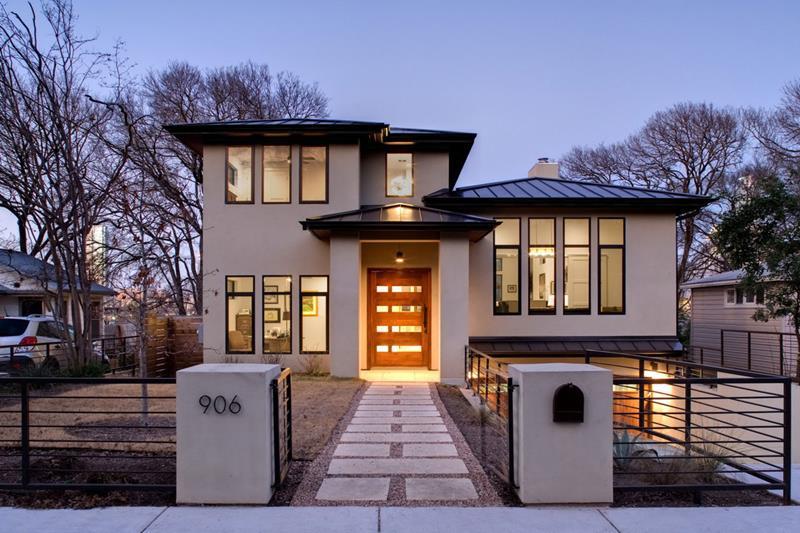 23 Amazing Home Entrance Designs-14