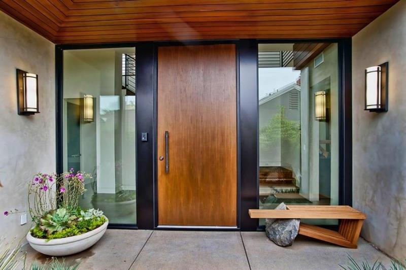 23 Amazing Home Entrance Designs-15