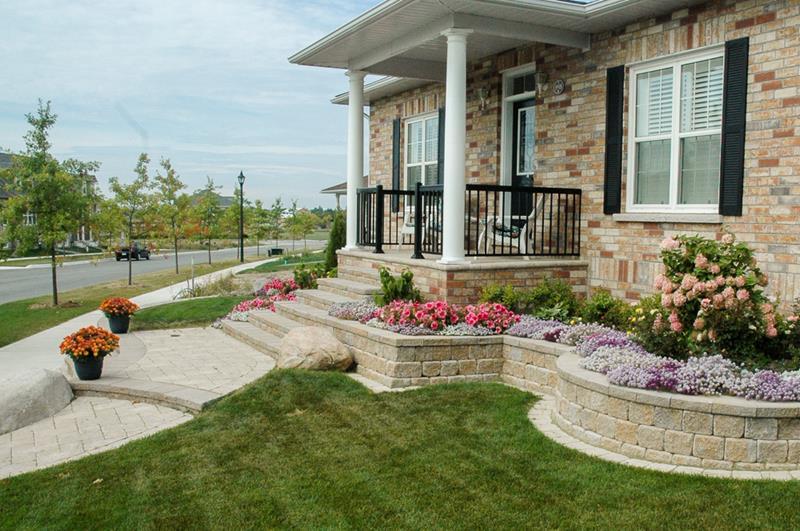 23 Amazing Home Entrance Designs-17