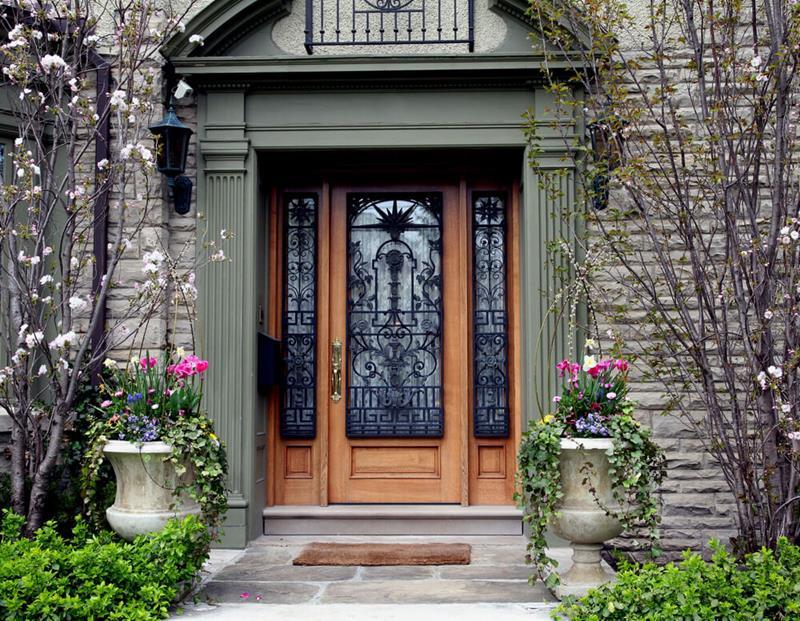 23 Amazing Home Entrance Designs-22