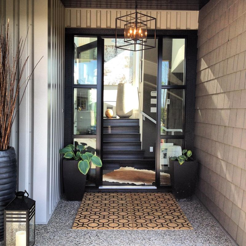 23 Amazing Home Entrance Designs-7