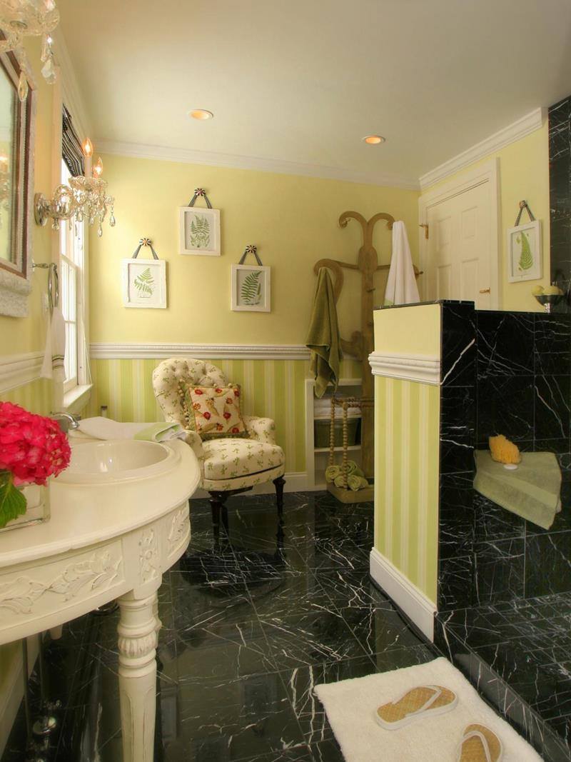 23 Charming and Colorful Bathroom Designs-1